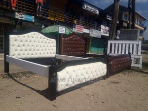 OFFER! New 5 by 6 Designed Beds | Furniture for sale in Kajiado, Ongata Rongai