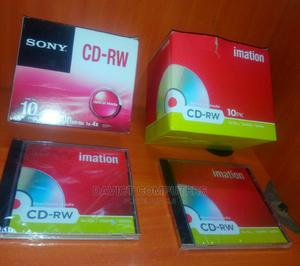 Imation Cd-rw   CDs & DVDs for sale in Nairobi, Nairobi Central