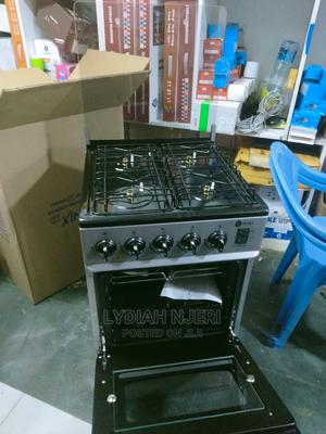 Full Gas Nunix Cooker With Electric Oven   Kitchen Appliances for sale in Nairobi, Nairobi Central