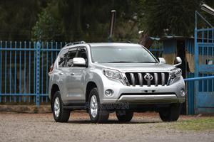 Toyota Land Cruiser Prado 2016 2.7 VVT-i Silver   Cars for sale in Nairobi, Dagoretti