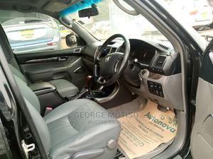 Toyota Land Cruiser Prado 2008 Black | Cars for sale in Nairobi, Langata