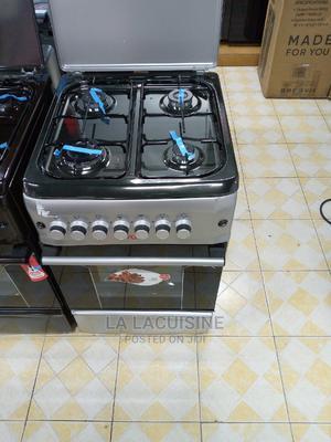 Von F5N40G2.P.S/ F5s40g2.s/ VAC5F240RS 4 Gas Cooker - Silver | Kitchen Appliances for sale in Nairobi, Nairobi Central