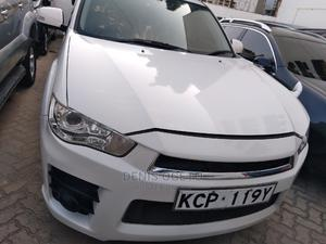 Mitsubishi Outlander 2010 White | Cars for sale in Mombasa, Mombasa CBD