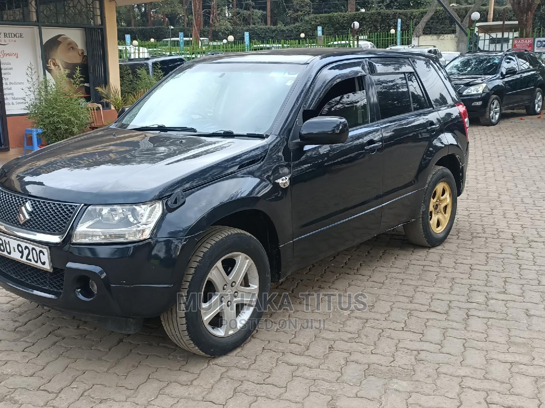 Suzuki Escudo 2007 Black | Cars for sale in Ridgeways, Nairobi, Kenya