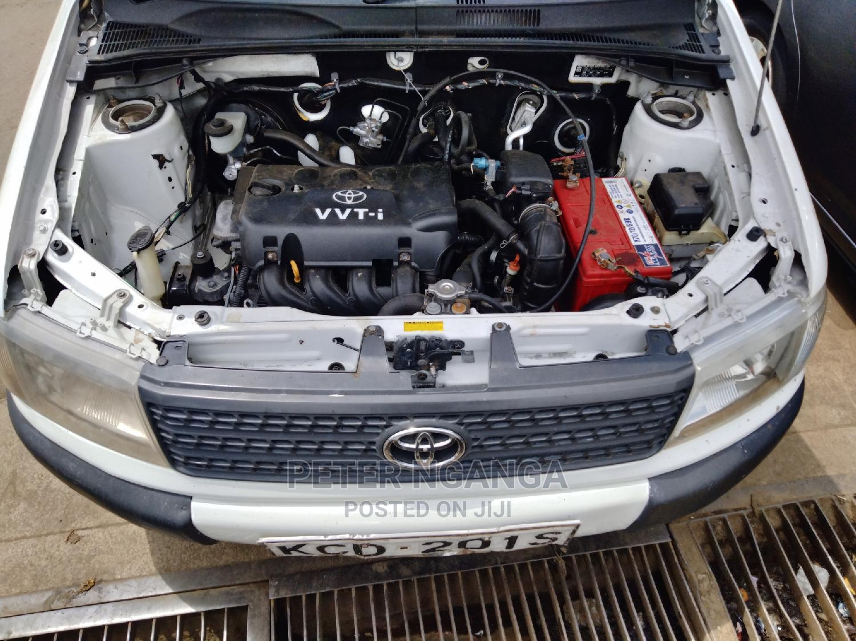 Archive: Toyota Probox 2008