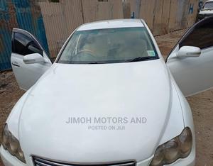 Toyota Mark X 2004 White | Cars for sale in Nairobi, Parklands/Highridge