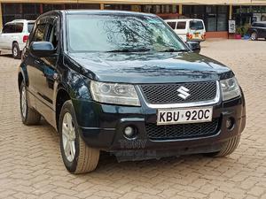 Suzuki Escudo 2007 Black | Cars for sale in Nairobi, Ridgeways