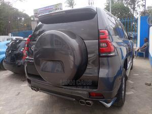 Toyota Land Cruiser Prado 2014 Gray | Cars for sale in Mombasa, Ganjoni