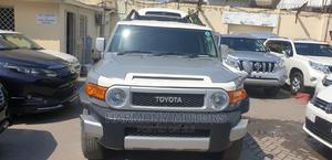 Toyota FJ Cruiser 2014 Gray | Cars for sale in Mombasa, Mombasa CBD