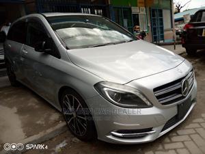 Mercedes-Benz B-Class 2014 Silver | Cars for sale in Mombasa, Mombasa CBD