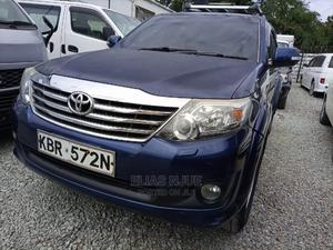 Toyota Fortuner 2007 3.0 D-4d 4x4 Blue | Cars for sale in Mombasa, Mombasa CBD