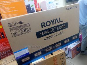 Royal 43inch Smart Tv Full HD | TV & DVD Equipment for sale in Nairobi, Nairobi Central