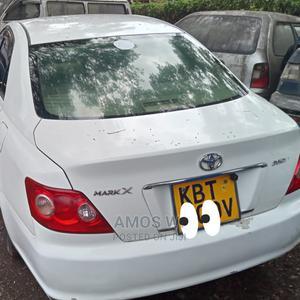 Toyota Mark X 2015 White | Cars for sale in Nakuru, Lanet