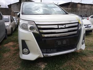 Toyota Noah 2015 2.0 FWD (7 Seater) White   Cars for sale in Mombasa, Mombasa CBD