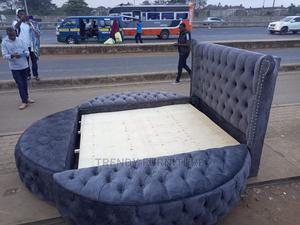 5*6 Chesterfield Beds With Free Inbuilt Storage Units | Furniture for sale in Nairobi, Kahawa