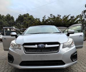 Subaru Impreza 2013 Silver   Cars for sale in Nairobi, Kilimani