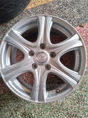 Wish Original Rims 15 Inch Set Silver   Vehicle Parts & Accessories for sale in Nairobi, Nairobi Central