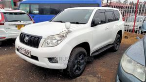 Toyota Land Cruiser Prado 2012 2.7 I White | Cars for sale in Nairobi, Ridgeways