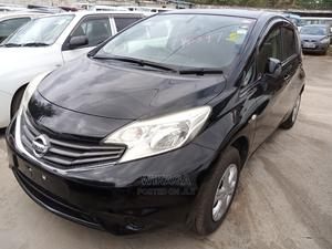 Nissan Note 2014 Black   Cars for sale in Mombasa, Mombasa CBD