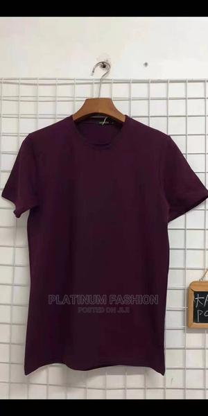 Good Quality Plain T Shirts   Clothing for sale in Nairobi, Nairobi Central