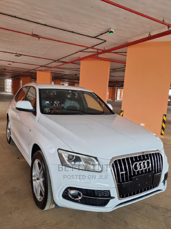 Audi Q5 2014 White   Cars for sale in Kiambu / Kiambu , Kiambu, Kenya
