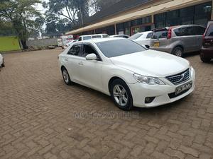 Toyota Mark X 2010 2.5 RWD White | Cars for sale in Nairobi, Ridgeways