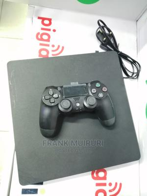 Ps 4 Slim 500gb With One Controller   Video Game Consoles for sale in Nairobi, Nairobi Central