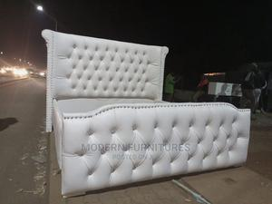 6/6 Bed Tufted Bed   Furniture for sale in Nairobi, Kahawa