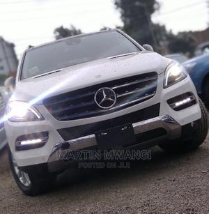 Mercedes-Benz M Class 2015 White | Cars for sale in Nairobi, Nairobi Central