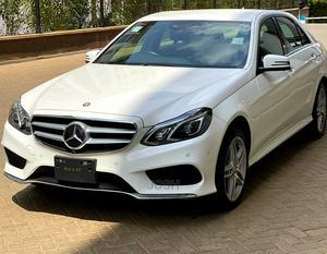 Mercedes-Benz E250 2014 White   Cars for sale in Nairobi, Nairobi West