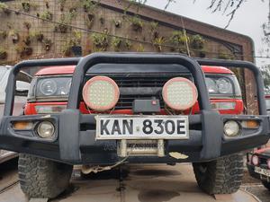 Toyota Land Cruiser 1997 90 Red | Cars for sale in Nairobi, Langata