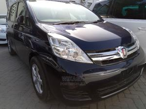 Toyota ISIS 2014 Blue   Cars for sale in Mombasa, Mombasa CBD