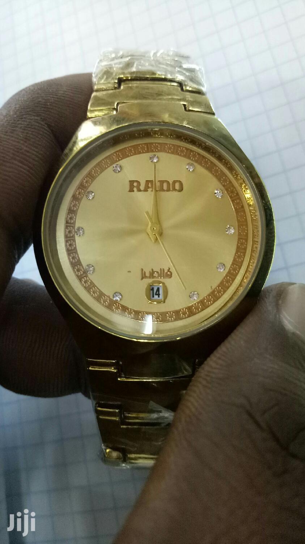 Gold Watches in Kenya