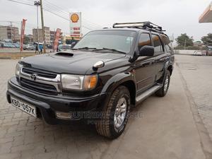 Toyota Hilux Surf 2002 Black | Cars for sale in Nairobi, Umoja