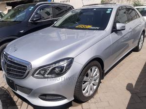 Mercedes-Benz E250 2014 Silver | Cars for sale in Mombasa, Ganjoni