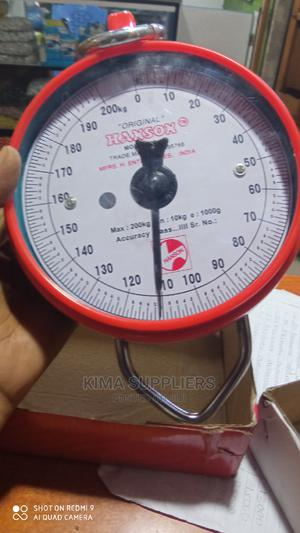 Weighing Scale Analogue Hanson   Store Equipment for sale in Nairobi, Nairobi Central