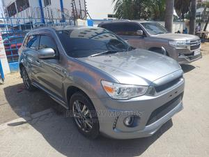 Mitsubishi RVR 2014 Gray   Cars for sale in Mombasa, Mombasa CBD