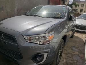 Mitsubishi RVR 2015 Gray   Cars for sale in Mombasa, Mombasa CBD