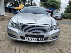 Mercedes-Benz E250 2013 Silver | Cars for sale in Nairobi, Nairobi Central