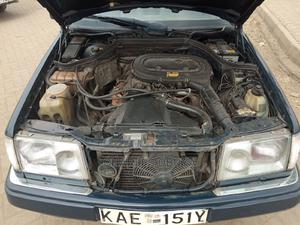 Mercedes-Benz C180 2000 Silver   Cars for sale in Nairobi, South C