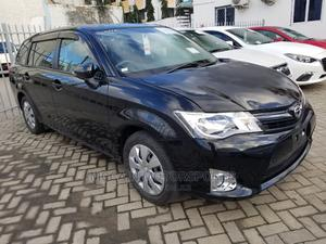 Toyota Fielder 2015 Black | Cars for sale in Mombasa, Mvita