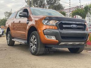 Ford Ranger 2017 Orange | Cars for sale in Nairobi, Kilimani