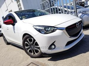 Mazda Demio 2015 White | Cars for sale in Mombasa, Mvita