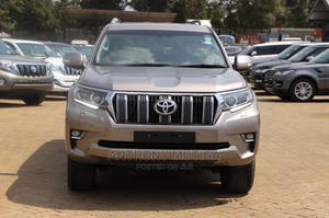 New Toyota Land Cruiser Prado 2019 Silver   Cars for sale in Kiambu, Kiambu / Kiambu