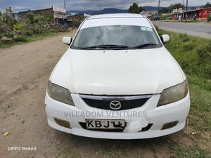 Mazda Familia 2009 White   Cars for sale in Nakuru, Nakuru Town East