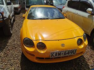 Toyota Celica 1998 Yellow   Cars for sale in Nairobi, Runda