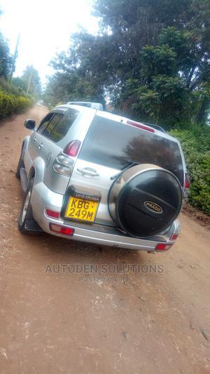 Toyota Land Cruiser Prado 2003 Silver | Cars for sale in Kajiado, Ngong