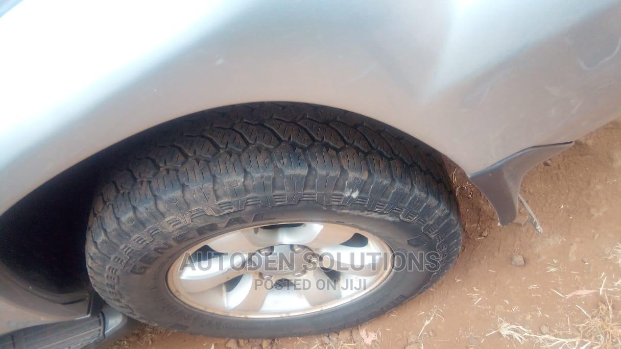 Toyota Land Cruiser Prado 2003 3.0 D-4d Silver   Cars for sale in Ngong, Kajiado, Kenya