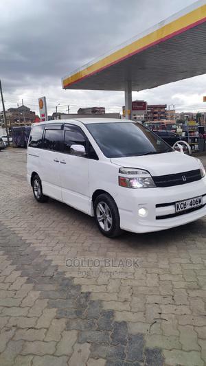 Toyota Voxy 2007 White | Cars for sale in Nairobi, Umoja