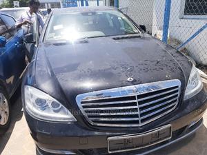 Mercedes-Benz S Class 2013 Black | Cars for sale in Mombasa, Ganjoni